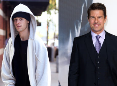 Reta Justin Bieber a Tom Cruise