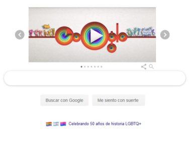 Recuerda Google lucha LGBT