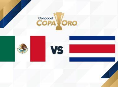 México y Costa Rica se enfrentan en Cuartos de Final de Copa Oro