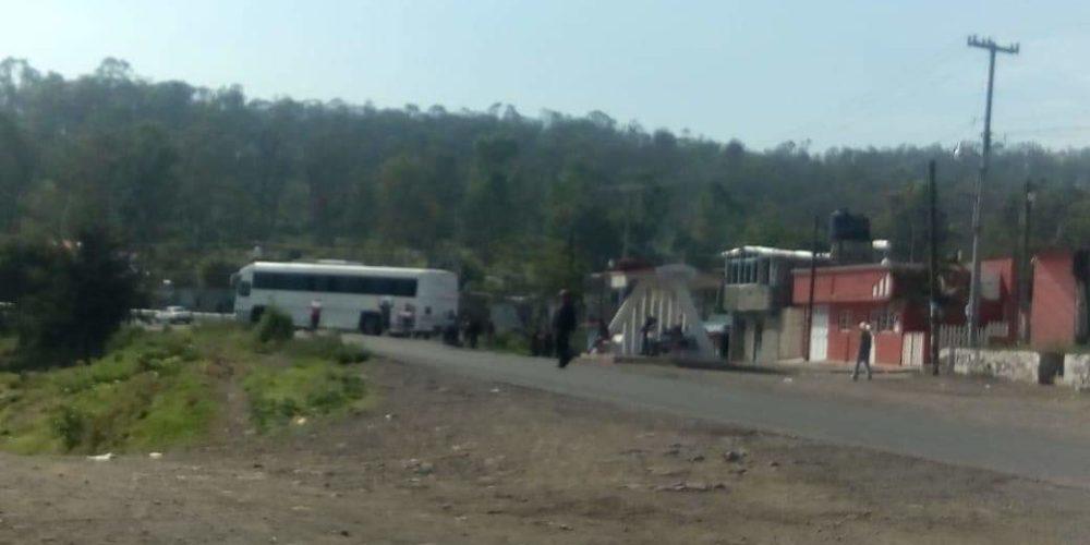 Salidas de Morelia se encuentran cerradas