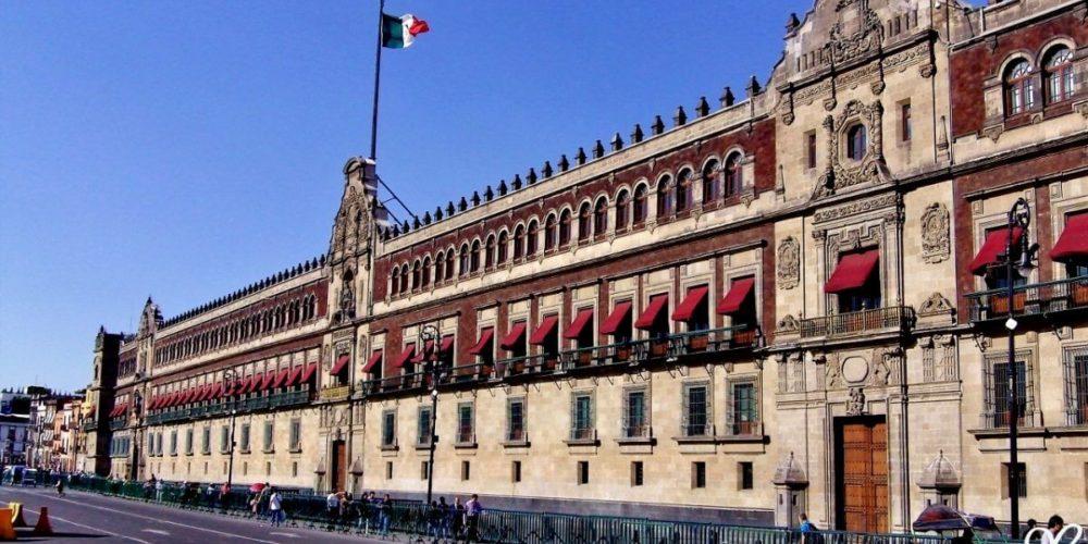 Alistan Palacio Nacional para familia presidencial