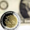 Peso mexicano recupera puntos ante el dólar