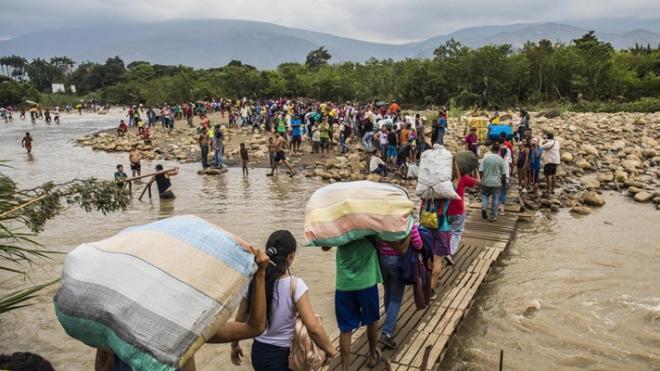 Migración ha provocado una crisis de derechos humanos en México