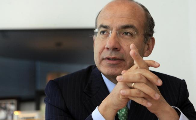 Salida del secretario Urzúa no es buena noticia: Calderón