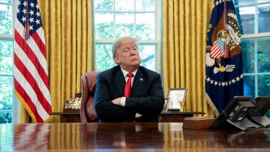 Declara Trump Estado de Emergencia en EUA por coronavirus