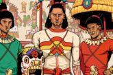 Aztec Empire: el cómic de la Conquista