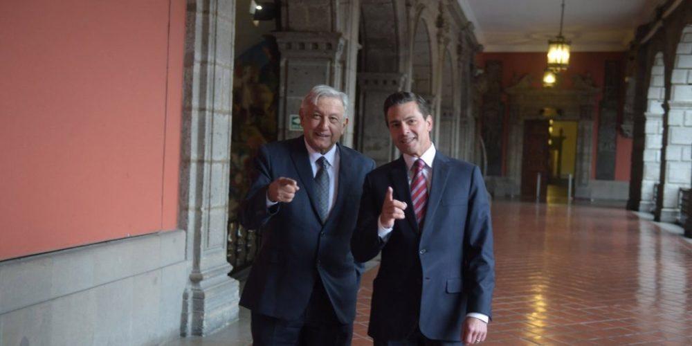 """""""No hay pruebas"""" contra EPN en caso Odebrecht: AMLO"""