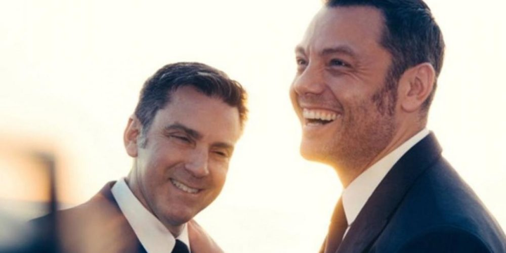 Tiziano Ferro se casó secretamente