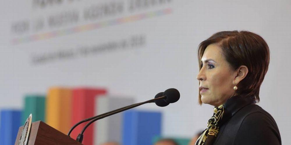 Impugna Rosario Robles resolución contra bloqueo de cuentas bancarias