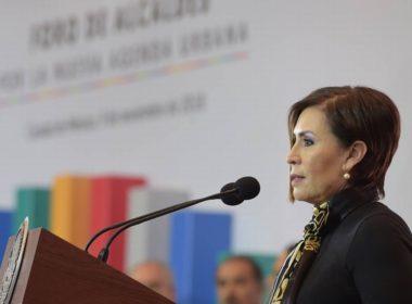 Ordena tribunal reponer proceso contra Rosario Robles