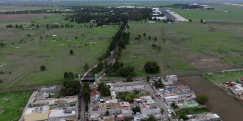 Luz verde para construir NAIM en Santa Lucía: Semarnat