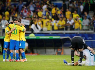 Brasil vence a Argentina y llega a la Final de Copa América