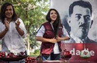 Se suma exfuncionaria del Gobierno de Michoacán a Morena