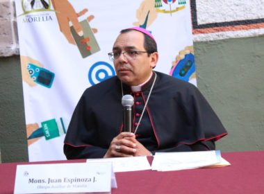 Ciudadanos obligados a colaborar con Guardia Nacional: obispo