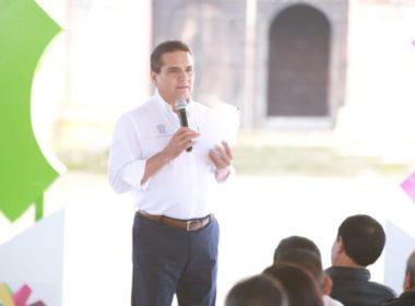 Exige Silvano a la prensa a hablar bien de Michoacán