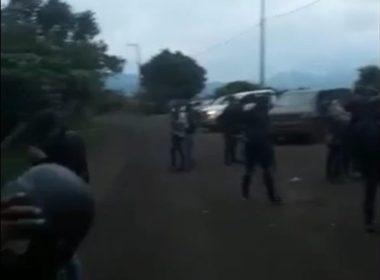 Circula en redes video del Cártel de Los Viagras en carretera de Michoacán