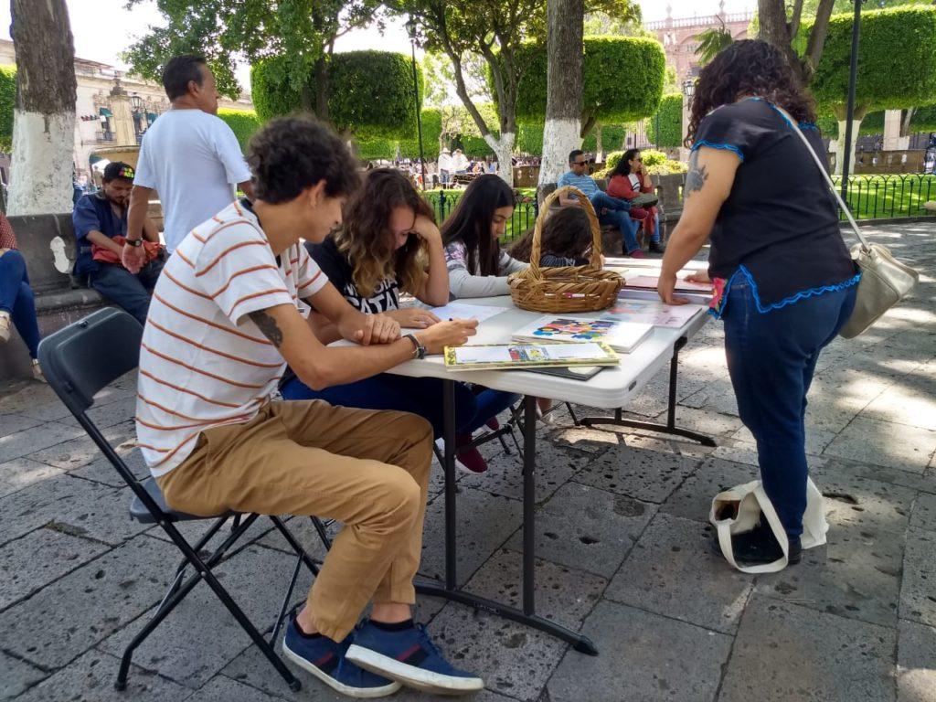 Artistas impulsarán la cultura en Morelia