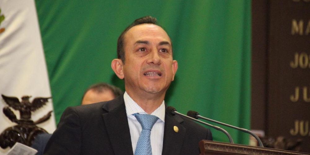 Demanda Congreso a federación impulsar reforma estructural en materia de seguridad social a propuesta de Antonio Soto