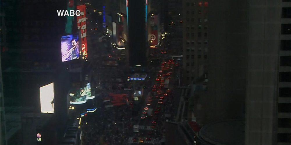 Reportan apagón en Manhattan