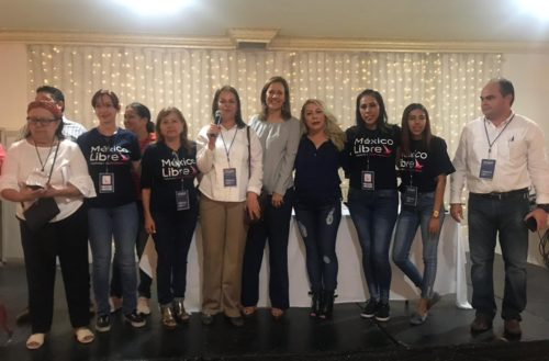 Avala INE en Sinaloa asamblea de México Libre
