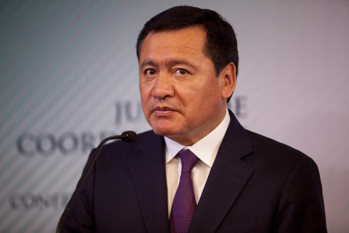 """Duarte, un """"corrupto desesperado"""": Osorio Chong"""