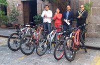 Hasta el momento ningún ciclista muerto en Morelia