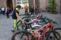Insuficientes los ciclopuertos en Morelia