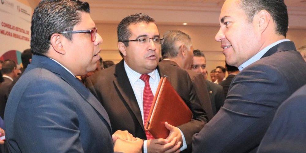 Estado de derecho, primordial para el Gobierno de Michoacán: Carlos Herrera