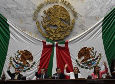 Diputados reforman Ley Orgánica del Congreso de Michoacán