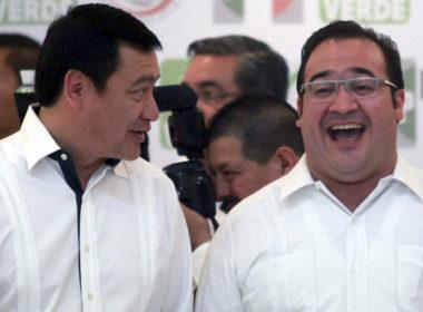 Osorio Chong se quiere lavar las manos: revira Duarte