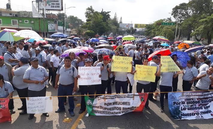 En Tabasco, Morena aprueba sancionar protestas con cárcel