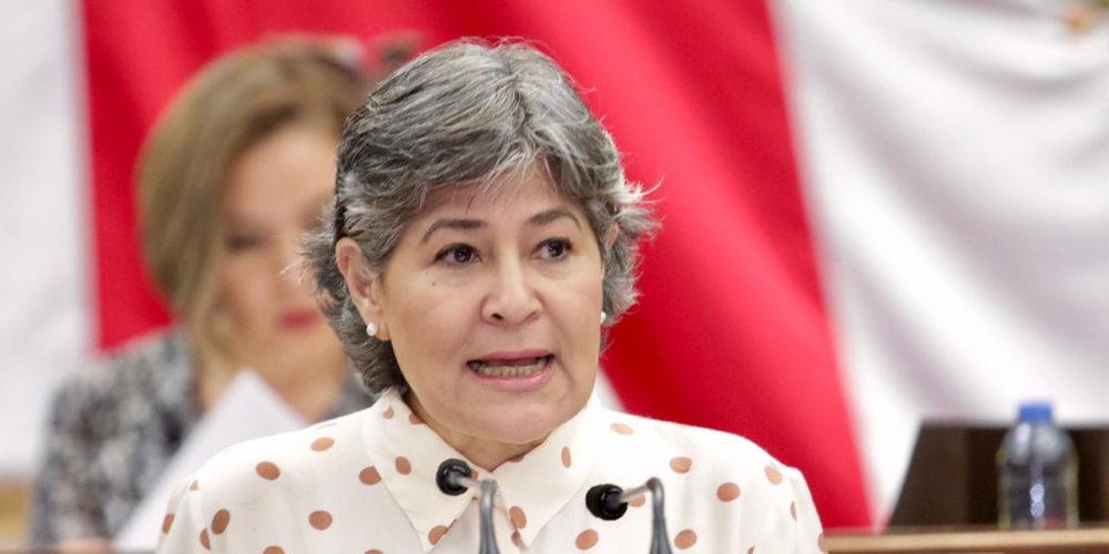 Quienes infringen las leyes en materia vial tendrán sanciones más severas: Mayela Salas