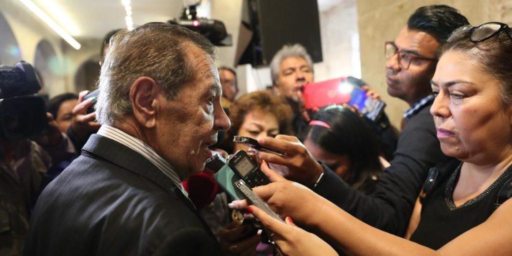 Propone Muñoz Ledo desaparición de poderes en BC, por ampliación de mandato de Jaime Bonilla