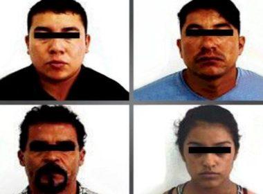 Caen presuntos secuestradores y agentes de la Guardia Nacional