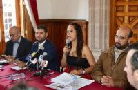 Entregan expedientes del 7º Parlamento Juvenil al jurado calificador