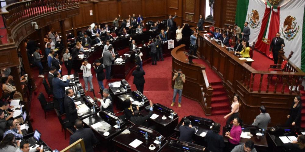 Diputados analizarán 10 iniciativas de reforma constitucional