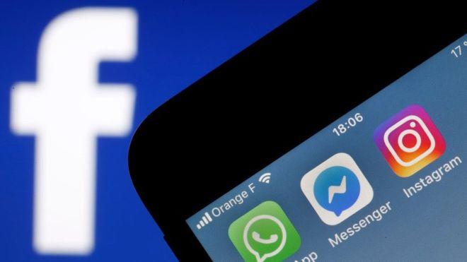 Reportan fallas en funciones de Facebook