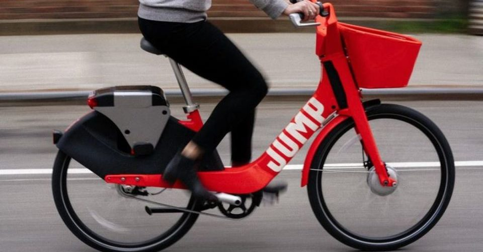 Llega servicio de bicicletas eléctricas Uber a la CDMX