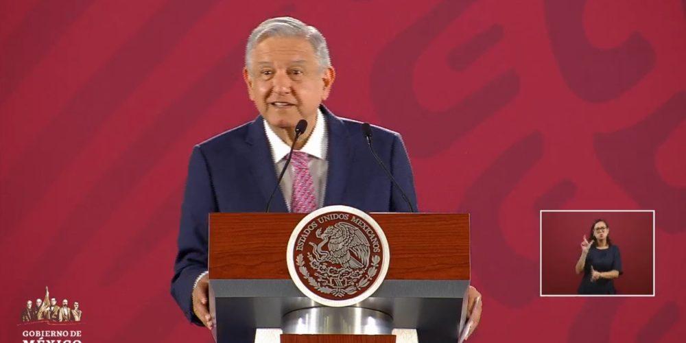 Asegura AMLO que Santa Lucía estará listo en 2021
