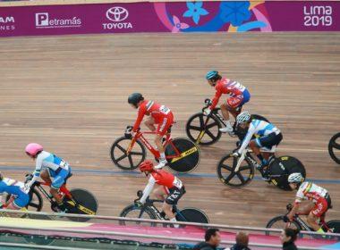 Plata para México en el Omnium femenil del ciclismo de pista