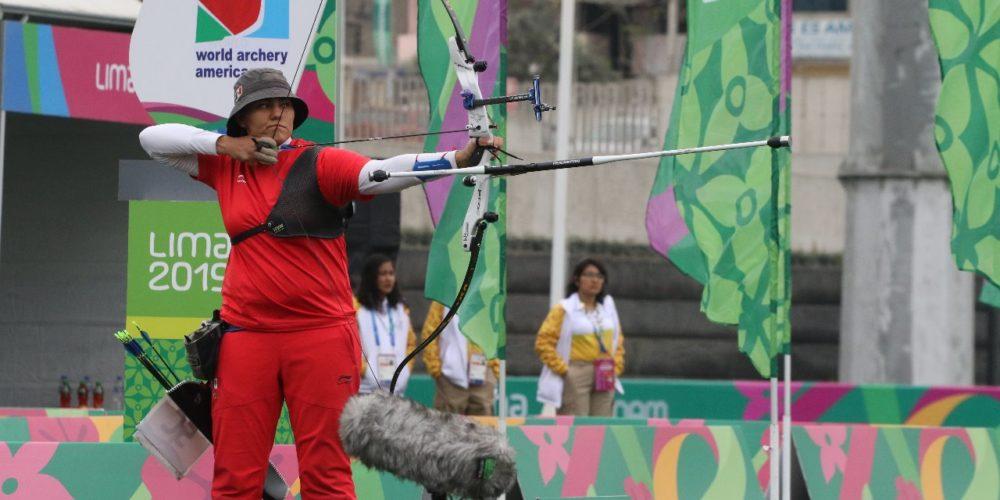 Tiro con arco le da a México el último oro en Lima 2019