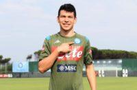 Es oficial, 'Chucky' Lozano nuevo jugador del Napoli