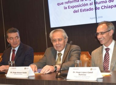 México reforzará políticas públicas para el control del tabaco: Jorge Alcocer