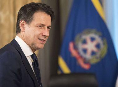 Renuncia Giuseppe Conte como primer ministro de Italia