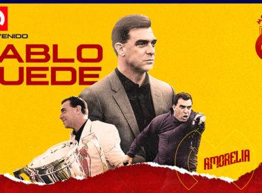 Llega Pablo Guede a Monarcas como nuevo DT