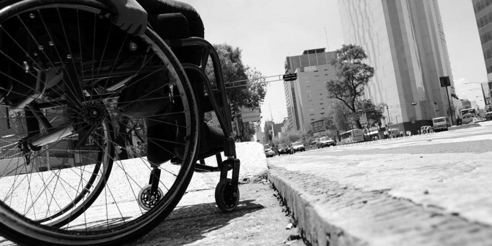 Orgullosamente persona con discapacidad