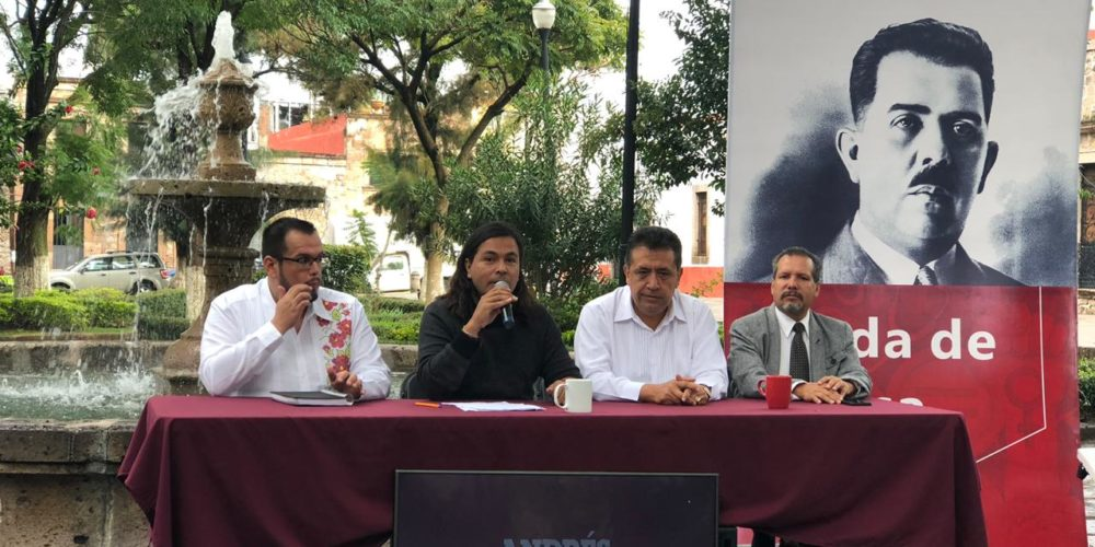 Morena Michoacán a favor de renunciar a prerrogativas
