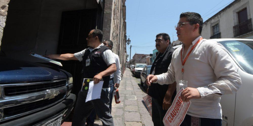 Ayuntamiento ha clausurado 4 funerarias tras denuncias