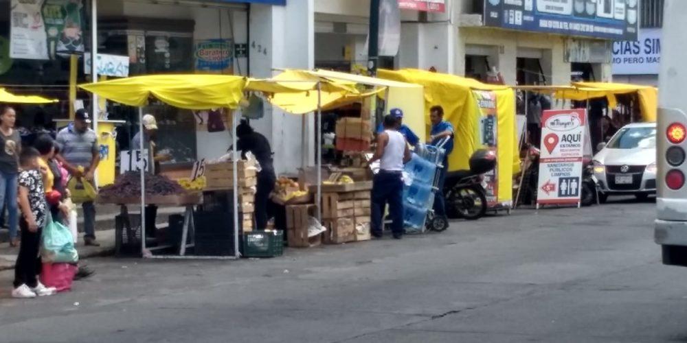 Ayuntamiento reubicará ambulantaje de la avenida Lázaro Cárdenas