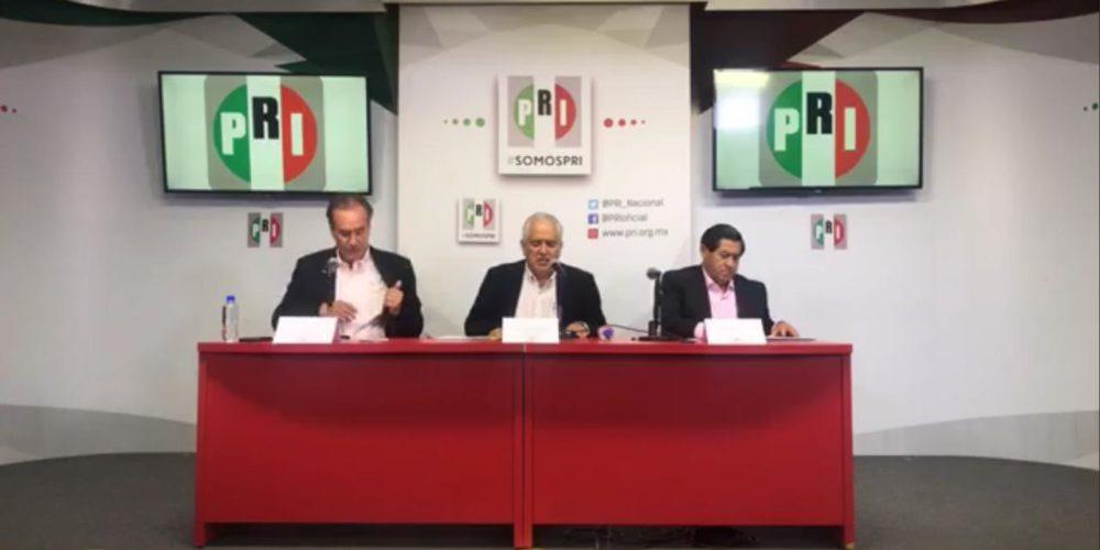 PREP del PRI no será público; hasta el miércoles resultados oficiales